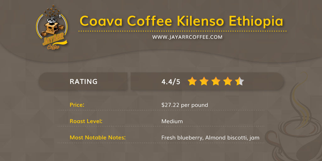 Coava Coffee Review
