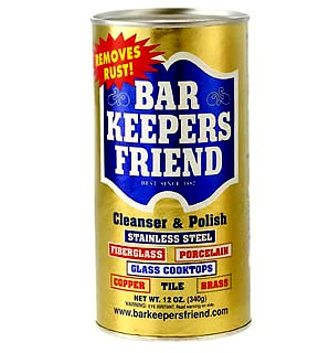 Bar Keepers Friends