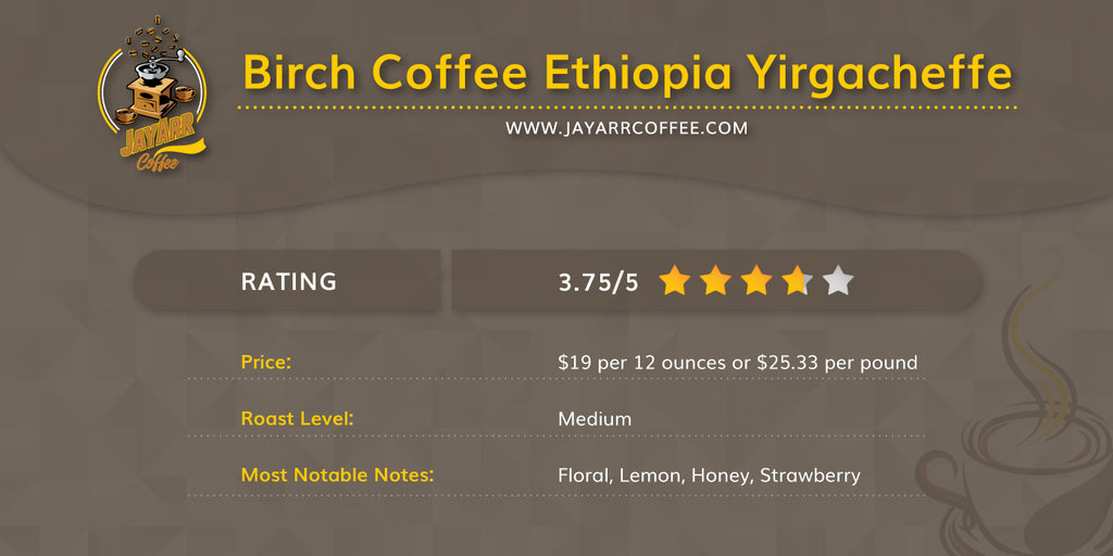 Birch Coffee Review