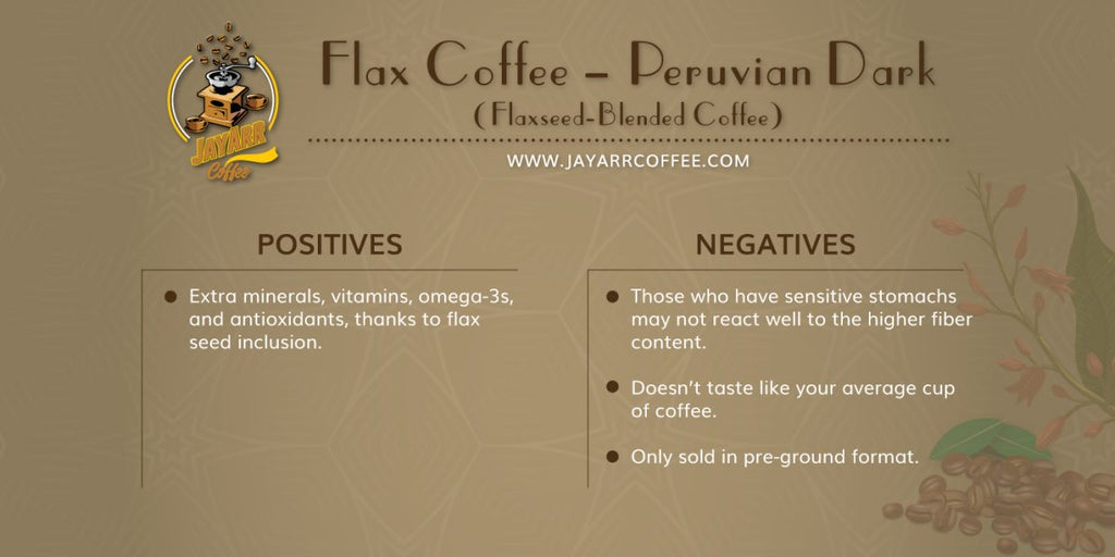 Flax Coffee Review