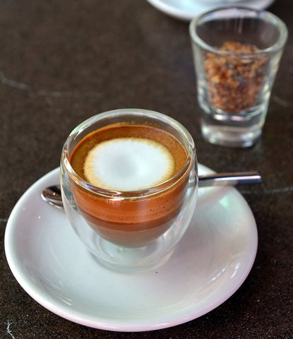 Traditional  Macchiato