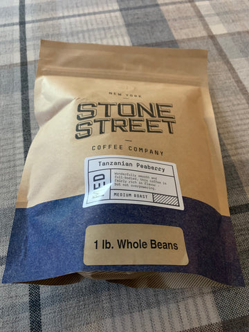 Stone Street Tanzania Peaberry Review