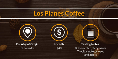 Los Planes Coffee