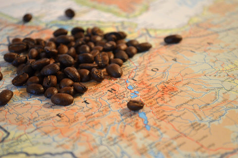 Coffee Ethiopia Origin