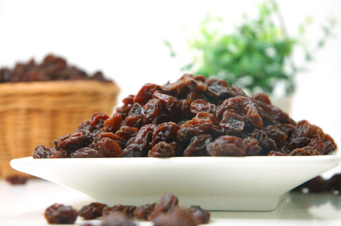Coffee dried fruit notes