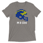 Michigan Wolverines Tecmo Bowl Shirt - JayArr Threads