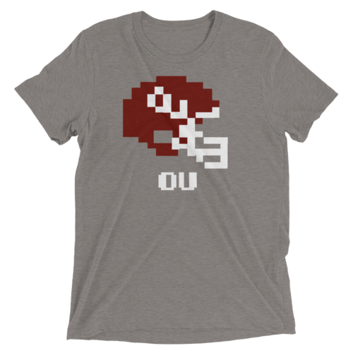 Oklahoma Tecmo Bowl - JayArr Threads