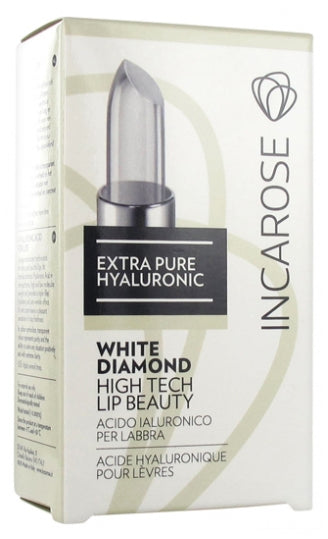 Incarose White Diamond Acido Ialuronico Labbra 4Ml - Lattebebeonline.com