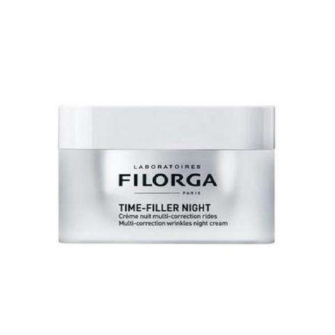 Filorga Time-Filler Night Gel Crema Antirughe 50Ml