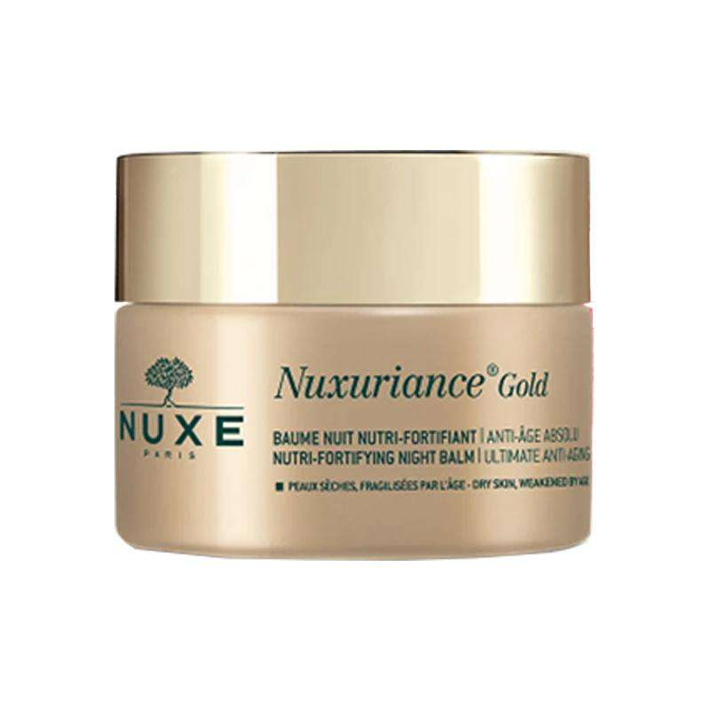 Nuxe Nuxuriance Gold Balsamo Notte Nutriente Fortificante 50ml - Lattebebe online