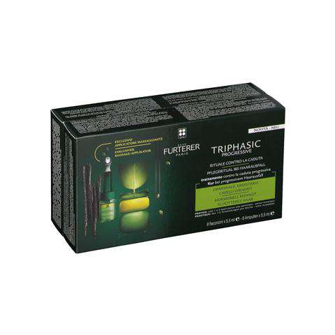 Furterer Triphasic Progrogressive Siero Anticaduta 8 Fiale X 5,5Ml - Lattebebe online