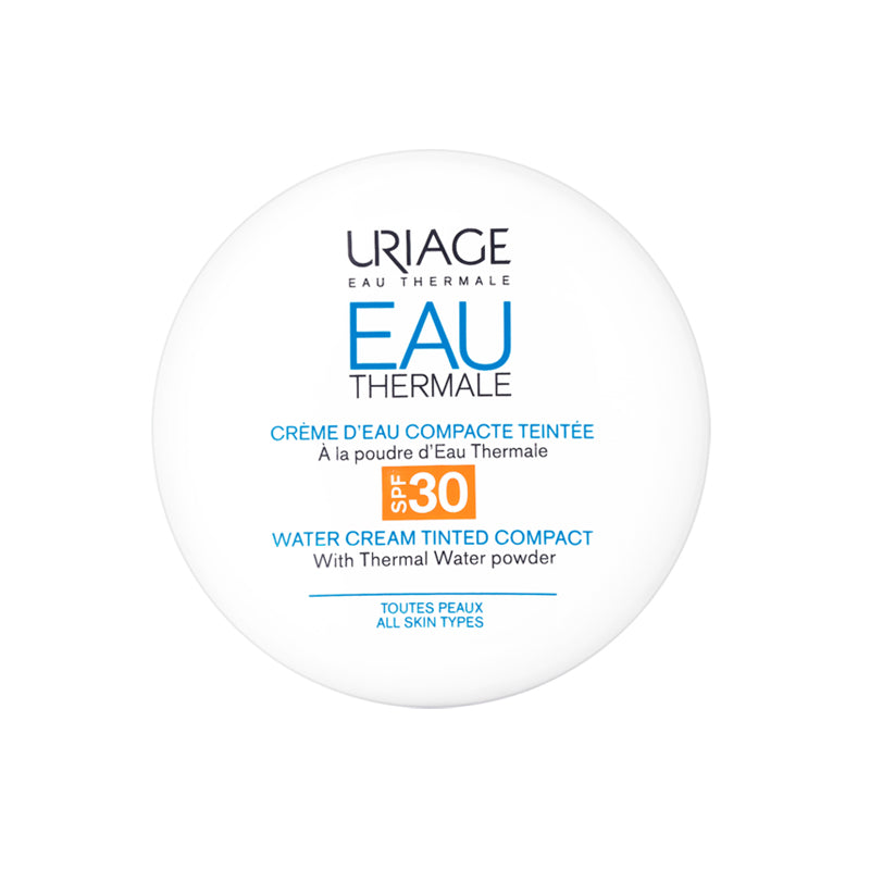 Uriage Crema Compatta Colorata All'Acqua Spf30 10G - Lattebebeonline.com