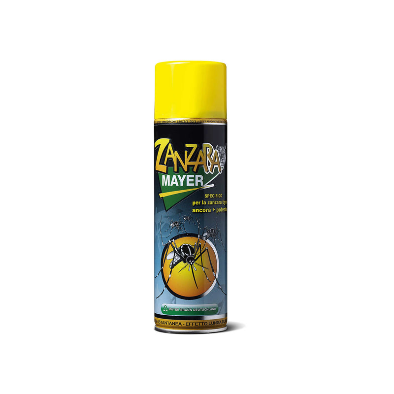 Mayer Zanzaramayer Spray Insetticida 500Ml - Lattebebeonline.com