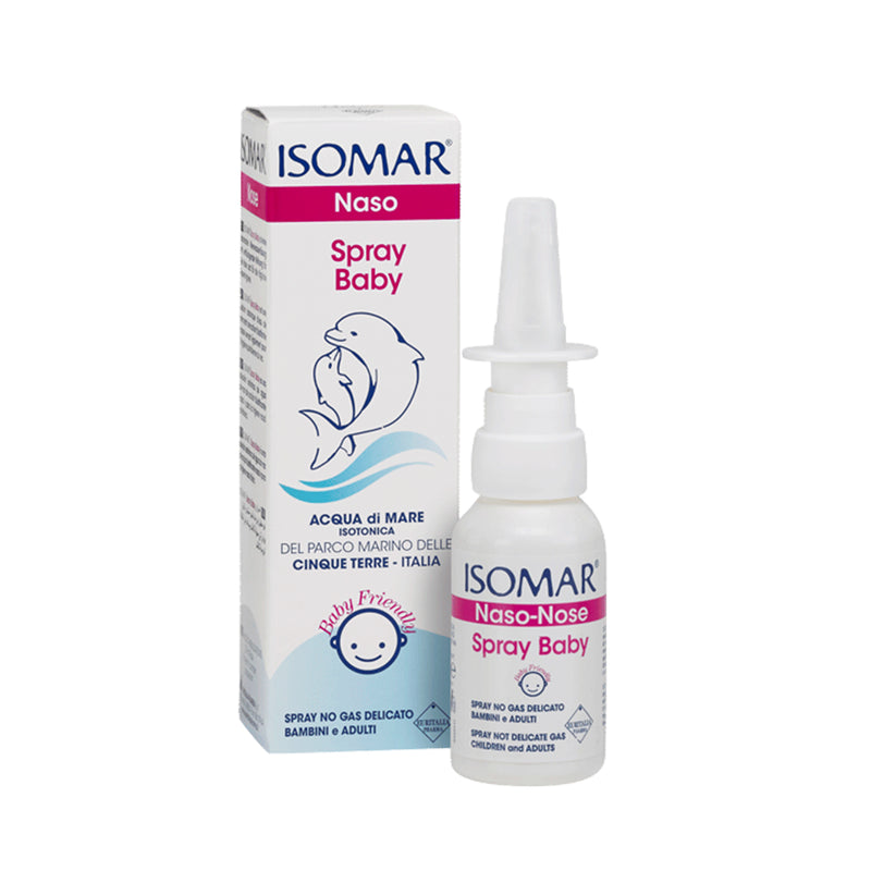 Isomar Baby No Gas 30Ml - Lattebebeonline.com