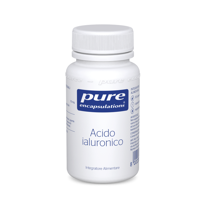 Pure Encapsulations Acido Ialuronico 30 Capsule - Lattebebeonline.com