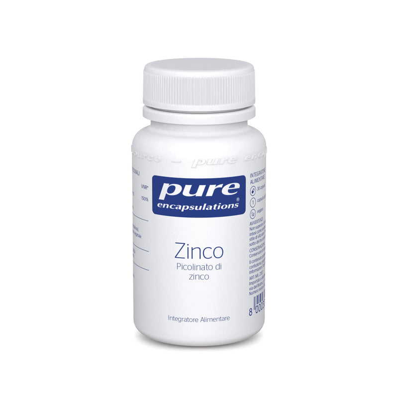 Pure Encapsulations Zinco 30 Capsule - Lattebebe online