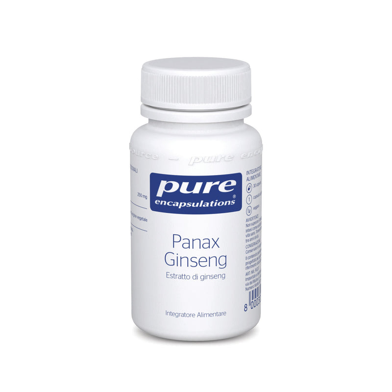 Pure Encapsulations Panax Ginseng 30 Capsule - Lattebebeonline.com