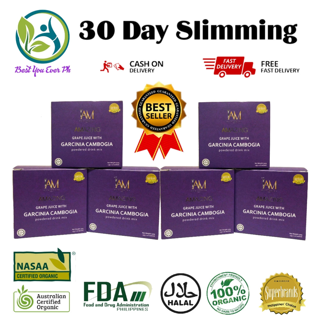 6 Boxes Garcinia Cambogia Slimming Juice Best You Ever Ph
