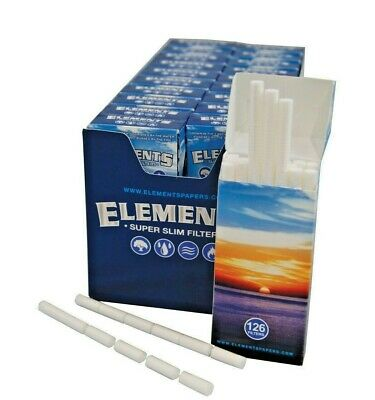 Elements Super Slim Filter