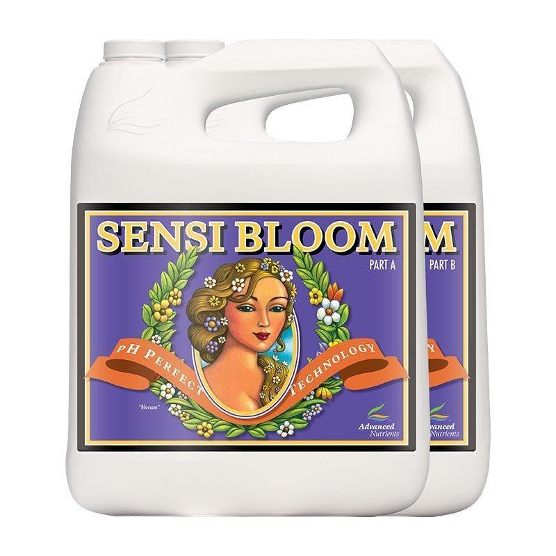 Advanced Nutrients - Sensi Bloom A & B PH-Perfect je 4liter - Viweedy CBD Store