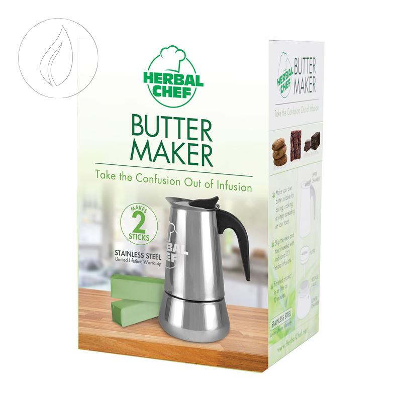 Herbal Chef Butter Maker - Viweedy CBD Store