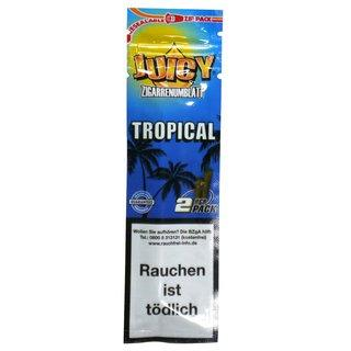 Juicy Blunts Tropical - Viweedy CBD Store