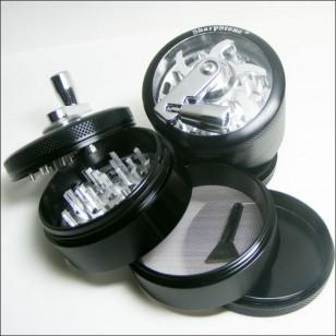 Turbo - Wheelgrinder Black - Viweedy CBD Store