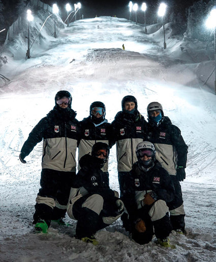 TEAM GB MOGUL