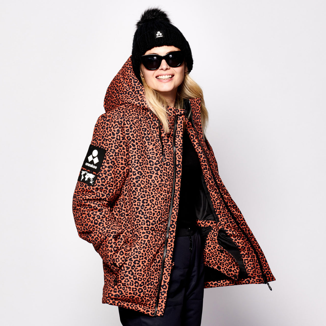 HT Signature Jacket - Leopard