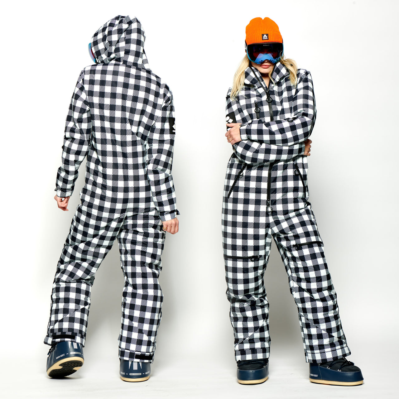 Original Pro - Plaid (Unisex Fit)
