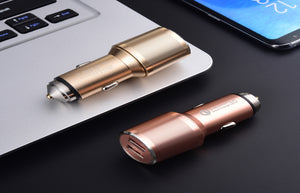 Soundtech Qualcomm 3.0 Fast Charge Car Charger
