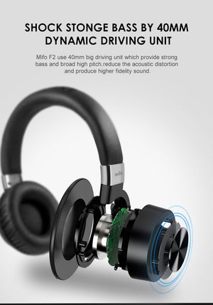 Soundtech Mifo F2 Bluetooth Stereo Headphones