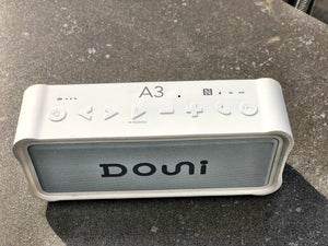 Soundtech A3 White Bluetooth Speaker IP67 Waterproof