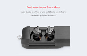 Soundtech Q9 Noise Cancelling TWS Sports Earphones