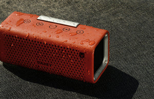 Soundtech V7 TWS  Leather Bluetooth Speaker IPX5