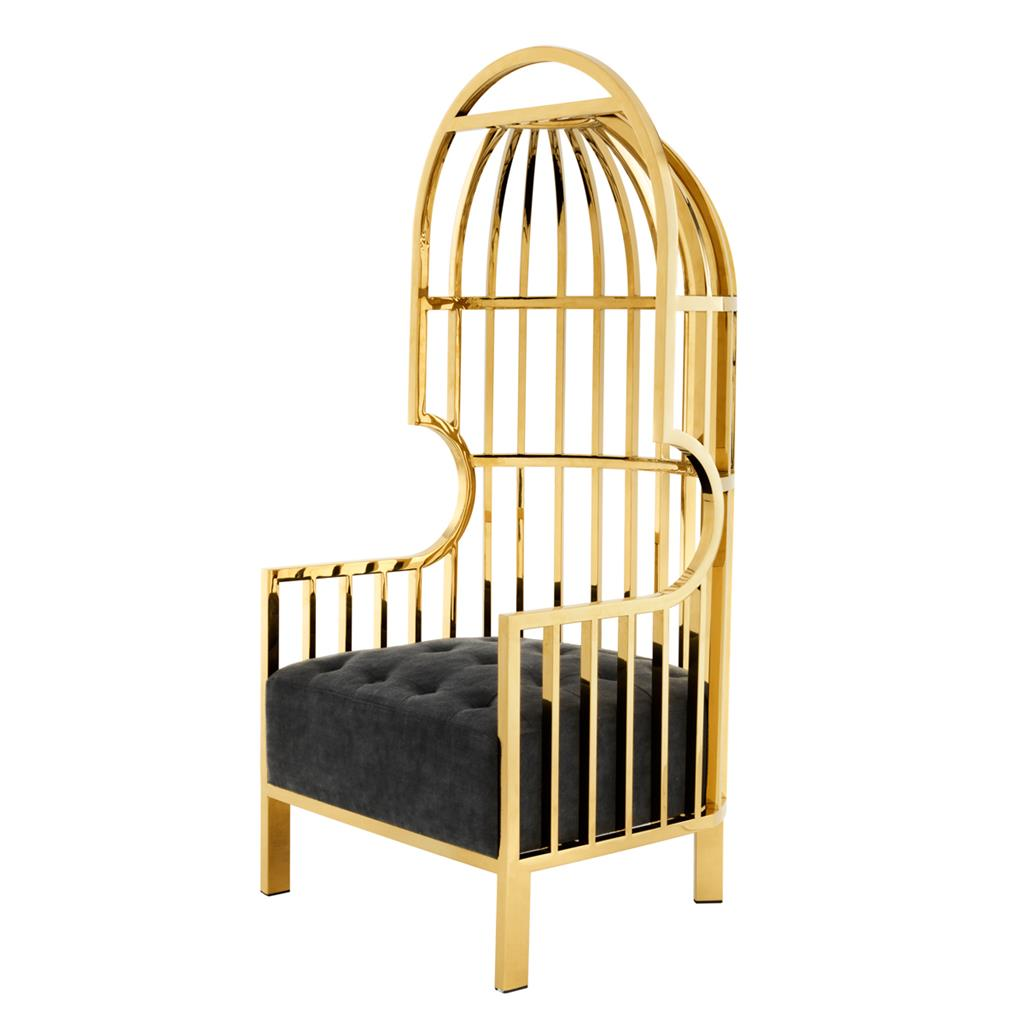 Bora Bora Chair Gold