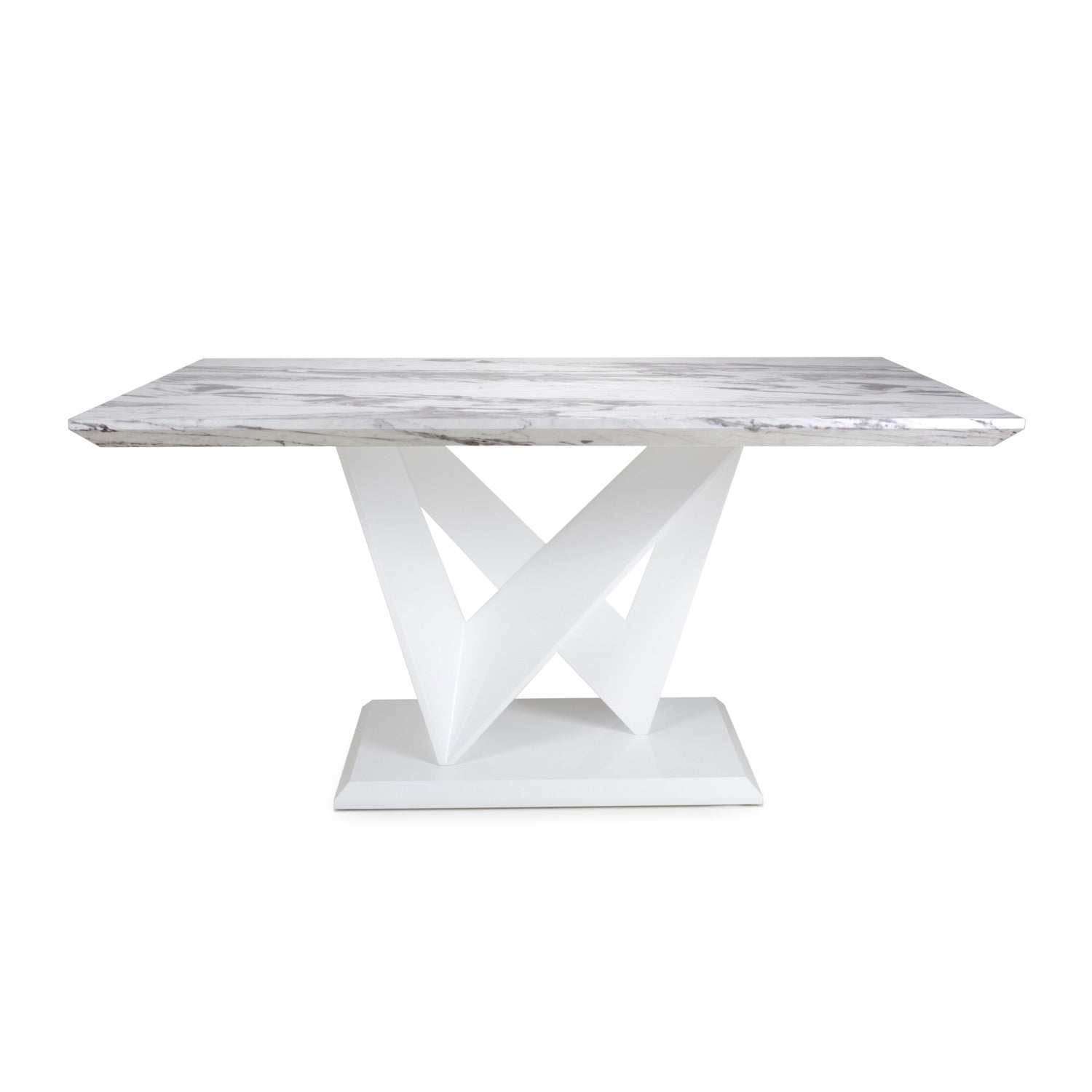 Saturn Marble Dining Table