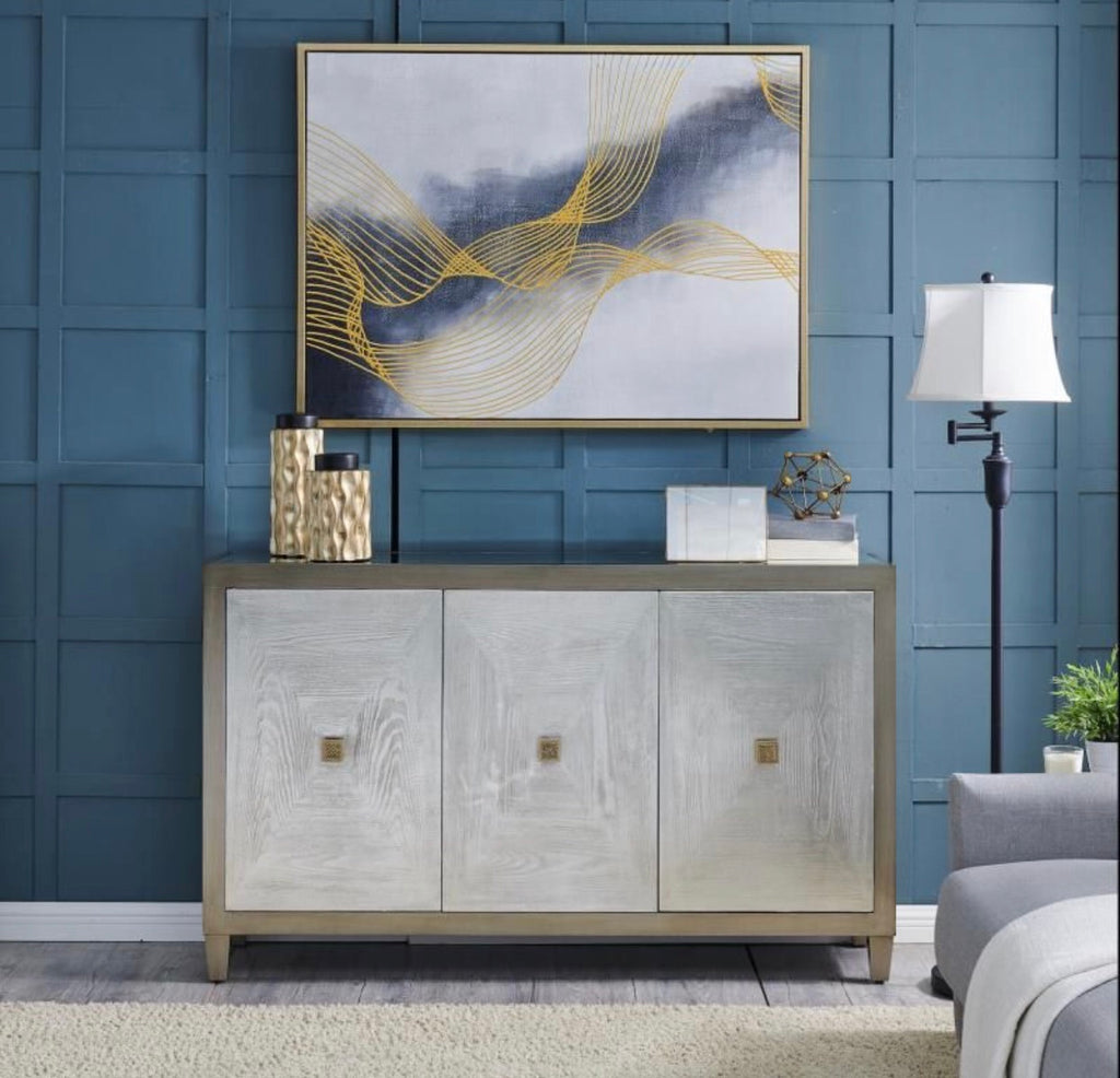 Nuvo 3 Door Sideboard