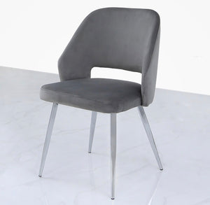 Aurora Grey Dining Chair
