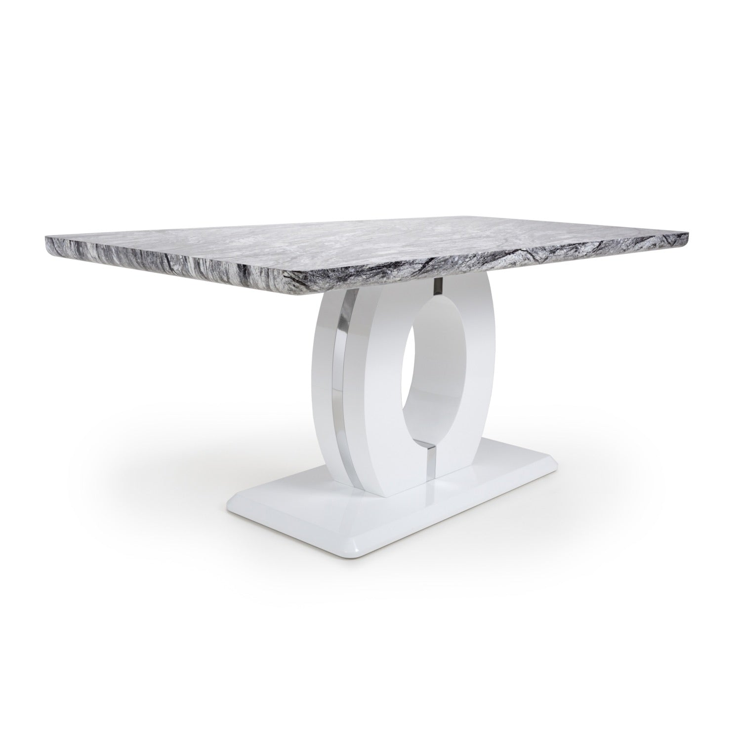 Neptune Marble Dining Table