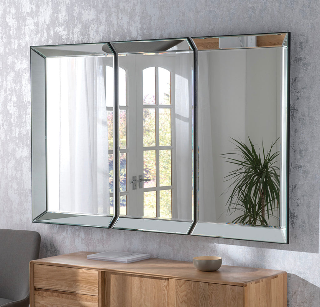 Genoa 3 Piece Mirror