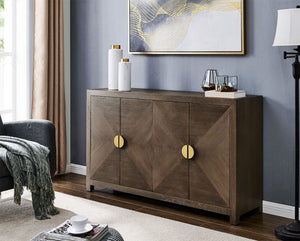 Valenza 4 Door Sideboard