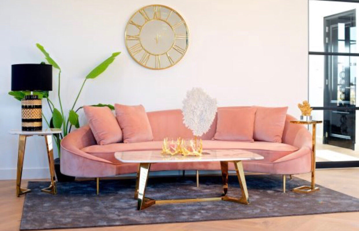 Paris Sofa - Pink