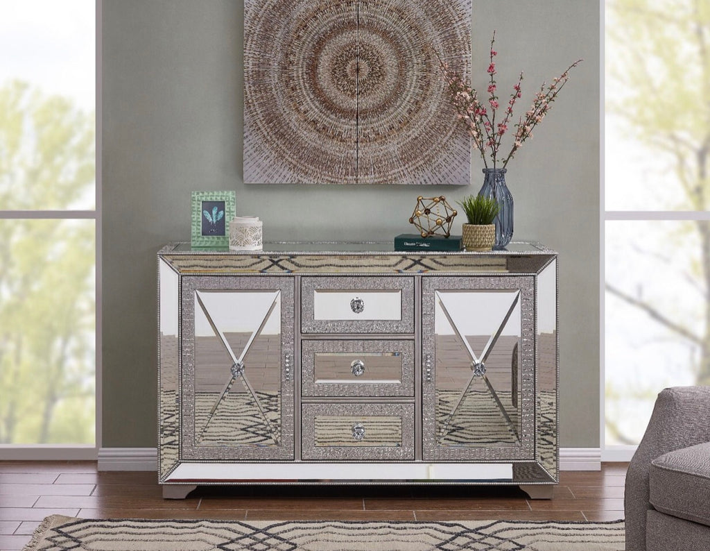 Sofia 3 Drawer Sideboard