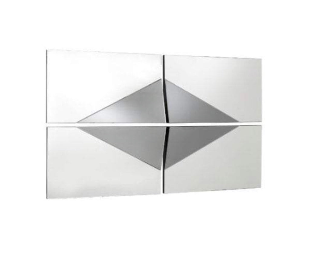 Kingston 4 Panel Mirror
