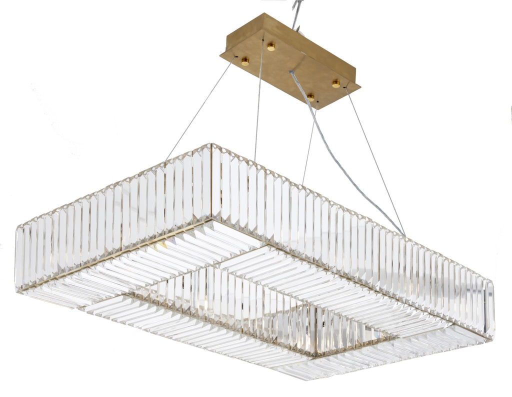Fairlawns Rectangular Chandelier