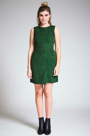 Abby Corduroy Dress