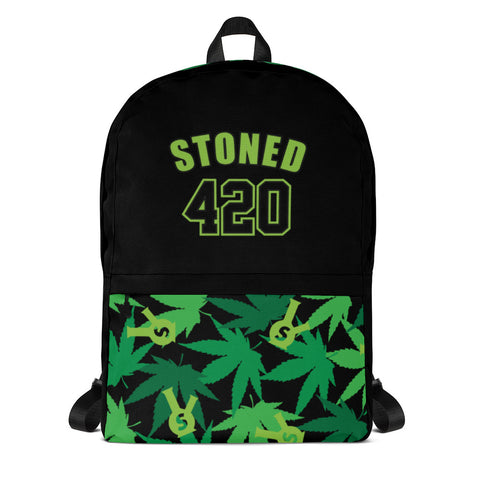 Stoned 420 backpack