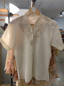 Vintage Romantic Top S/M