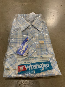 Hunts Fort Smith Wrangler men's dress shirt